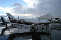 N9BE @ ORL - Epic LT belonging to NASCAR driver #21 Bill Elliot at NBAA
