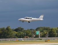 N26BW @ ORL - Piper PA-30
