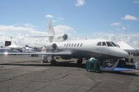 N50SF @ ORL - Falcon 50 at NBAA