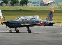 89 @ LFBG - Used as a demo aircraft during LFBG Airshow 2008 - by Shunn311