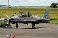 463 @ LFBG - Used as a demo aircraft during LFBG Airshow 2008 - by Shunn311