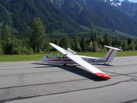 C-FIRC @ PEMBERTON - Waiting for a paying passenger (me) and a tow - by Greg Jensen