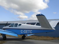 C-GETC - 1956 Beechcraft Bonanza G35 - by Current Owner