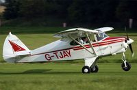 G-TJAY @ EGTH - Old Warden