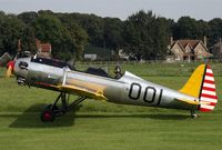 G-BYPY @ EGTH - Old Warden