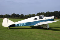 G-AEEG @ EGTH - Old Warden (what a bloody gorgeous aircraft)