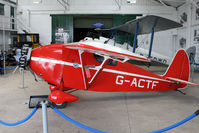 G-ACTF @ EGTH - Old Warden