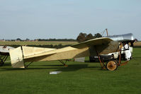 G-AANI @ EGTH - Old Warden (the oldest airworthy British registered aircraft)