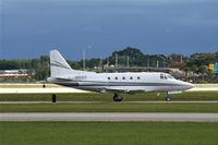 N65T @ ORL - Rockwell International Sabreliner