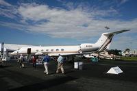 N89HE @ ORL - Gulfstream V at NBAA