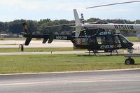 N92N @ ORL - Visitor from South Florida - CBS 4 at NBAA Orlando