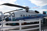 N92UT @ ORL - Sikorsky S-92A at NBAA - by Florida Metal