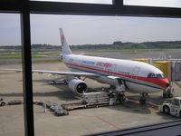 B-2324 @ RJAA - China Eastern , Narita , Tokyo - by Henk Geerlings