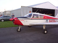 N4156J @ 8W2 - Getting ready to go - by Mike Castellow