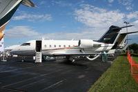 N117RY @ ORL - Challenger 601 at NBAA