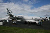 N150GD @ ORL - Gulfstream 150 at NBAA