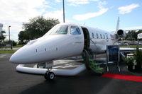 N150RT @ ORL - Gulfstream 150 at NBAA