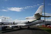 N152FJ @ ORL - Falcon 50 at NBAA