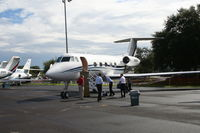 N192FG @ ORL - Gulfstream IISP at NBAA - by Florida Metal