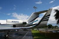 N192FG @ ORL - Gulfstream IISP at NBAA