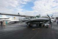 N208ED @ ORL - Cessna 208 at NBAA