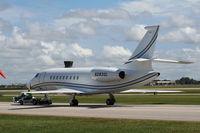 N283SL @ ORL - Falcon 2000EX