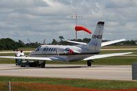 N354QS @ ORL - Net Jets Citation 560