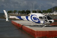 VH-SFX - Cairns Harbour Heliport