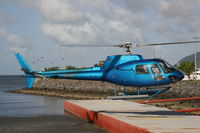VH-SWH - Cairns Harbour Heliport
