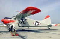 150191 @ NHK - U-6A Beaver at Pax River MD - by J.G. Handelman