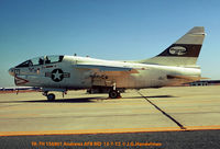 156801 @ ADW - YA-7H at Andrews AFB MD - by J.G. Handelman
