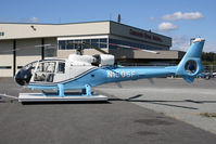 N150SF @ KBVS - Best looking helicopter ever conceived even though its French!!