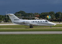N402CB @ ORL - Hawker 400XP