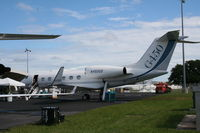 N450GD @ ORL - Gulfstream G450 at Gulfstream Display NBAA