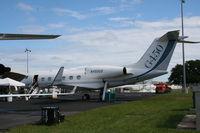 N450GD @ ORL - Gulfstream G450 at Gulfstream Display NBAA