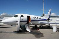 N504CX @ ORL - Falcon 50 at NBAA