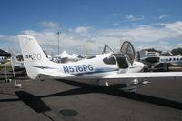 N516PG @ ORL - Cirrus SR20 at NBAA