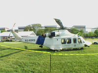 N140HS - Agusta AB.139 on the National Mall for National Public Service Appreciation Week