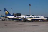 EI-DAO @ LZIB - Ryanair Boeing 737-800