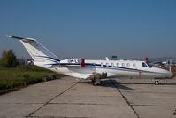 OM-LBG @ LZIB - Cessna 525B Citationjet 3