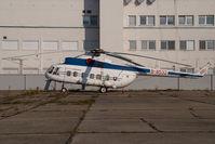 B-8532 @ LZIB - Slovak Police Mil Mi8 - by Yakfreak - VAP