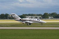 N520GB @ ORL - Cessna CJ1