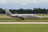 N560FP @ ORL - Cessna 560