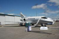 N620RM @ ORL - Britsh Aerospace 800A at NBAA