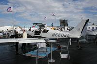 N660BA @ ORL - Cessna 400 (Columbia LC-41) at NBAA Cessna display
