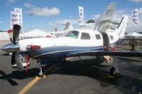 N675CA @ ORL - Piper PA-46 at NBAA