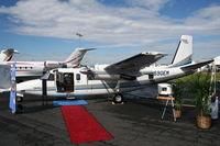 N690EM @ ORL - Aerocommander 690A at NBAA