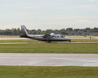 N690GG @ ORL - Aerocommander 690B