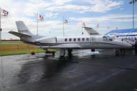 N781CE @ ORL - Cessna 560 at NBAA