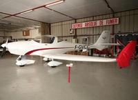 F-GVCC @ LFCL - Inside ISAE hangar... - by Shunn311